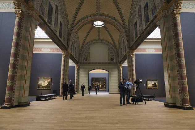 متحف هولندي يقترب من امتلاك لوحتين بقيمة 185 مليون دولار