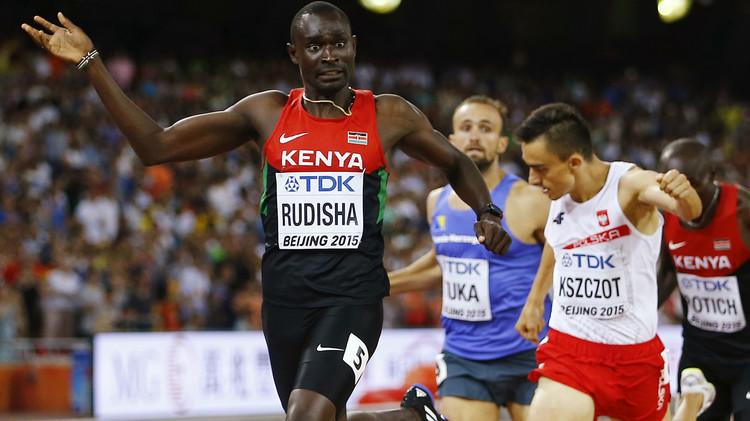 كينيا تتوج بالذهب بفضل عدائيها