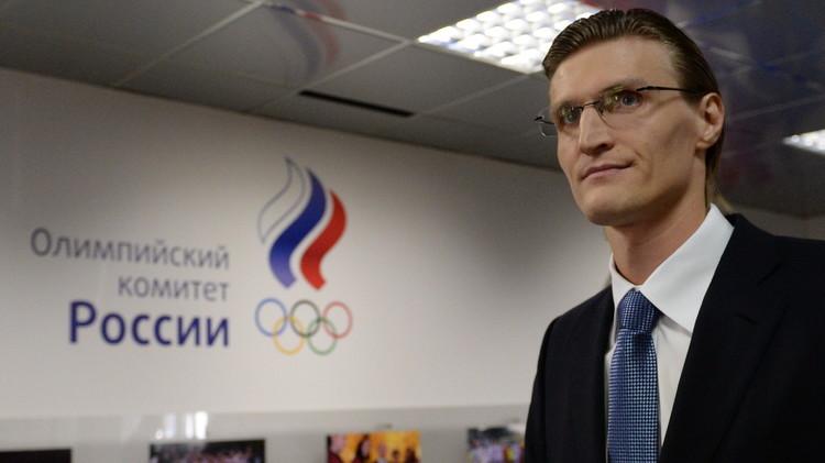 أندريه كيريلينكو رئيسا للاتحاد الروسي لكرة السلة