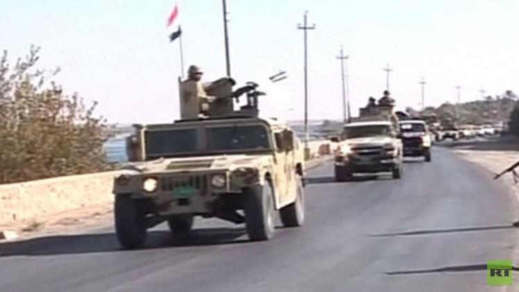 العراق.. مقتل 13 من قوات الأمن بمفخخة في الرمادي