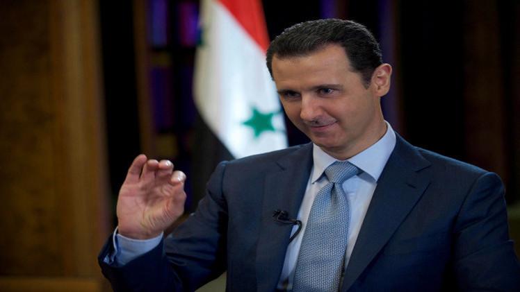 الأسد: نثق بروسيا ونحن ومصر في خندق واحد ضد الإرهاب