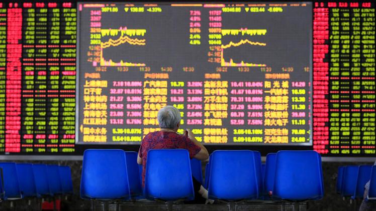 الأسهم الصينية تتراجع بعد جلسة تداولات متقلبة