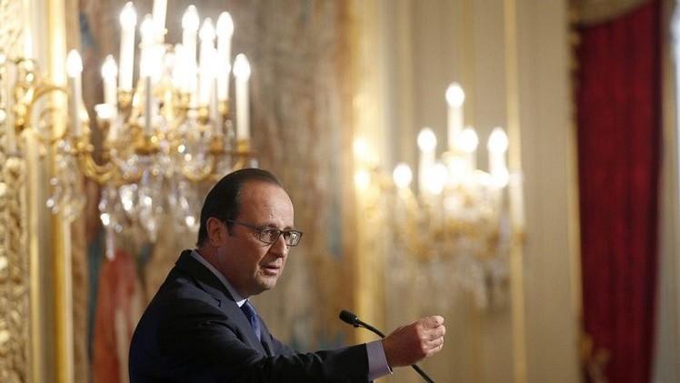 الرئيس الفرنسي يكلف