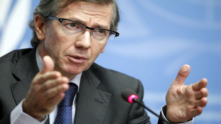 ليون: الوضع في ليبيا بات على حافة الانهيار