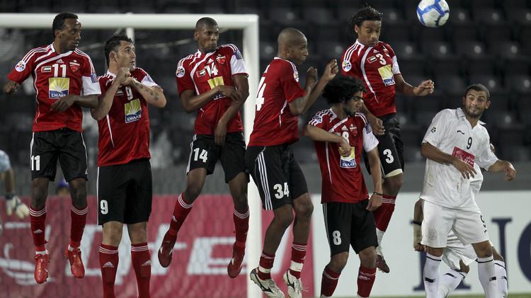 الأهلي الإماراتي على أعتاب نصف نهائي دوري أبطال آسيا