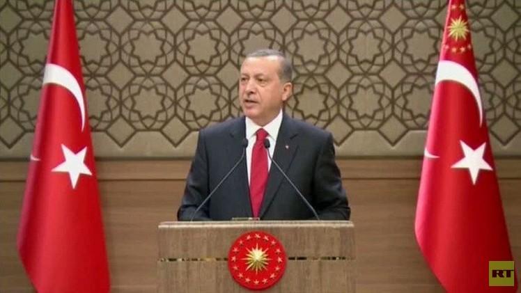 أردوغان: الاستقرار في تركيا هو التصويت لحزبنا
