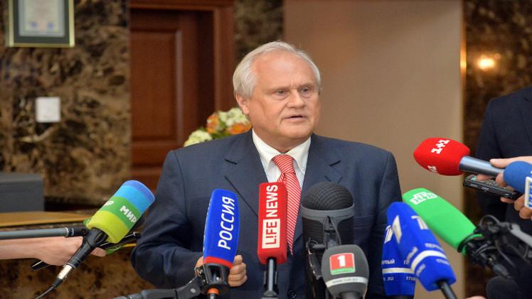 مجموعة مينسك تتفق على تثبيت وقف إطلاق النار اعتبارا من 1 سبتمبر