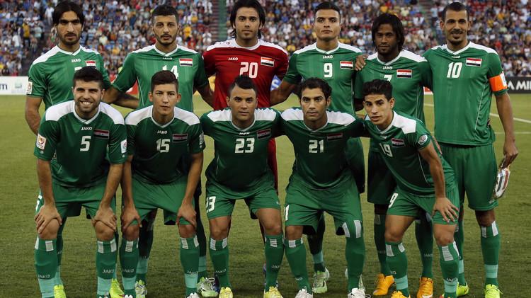 العراق يفوز على لبنان  3 - 2 وديا