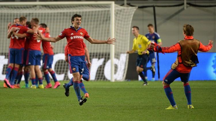 تسيسكا موسكو يكسب الرهان أمام سبورتنغ لشبونة ويتأهل لدور المجموعات  (فيديو)
