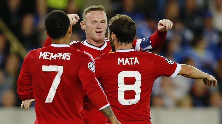 مانشستر يونايتد يتأهل لدور المجموعات على حساب كلوب بروغ