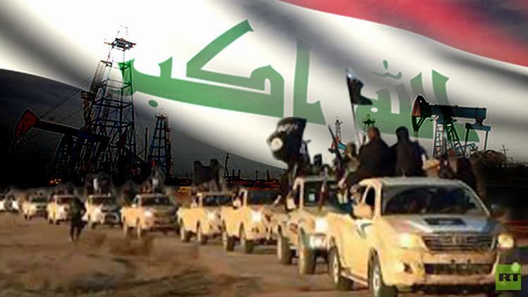 هل تعيق أسعار النفط المنخفضة العراق في حربه ضد