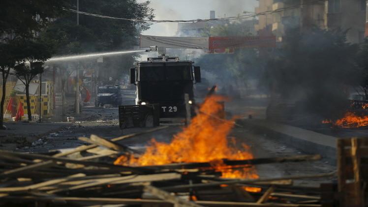 مقتل 7 أشخاص في اشتباكات بين الجيش التركي والعمال الكردستاني