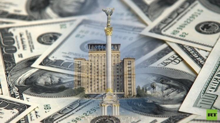 كييف تتفق مع دائنيها بشأن إعادة هيكلة ديونها