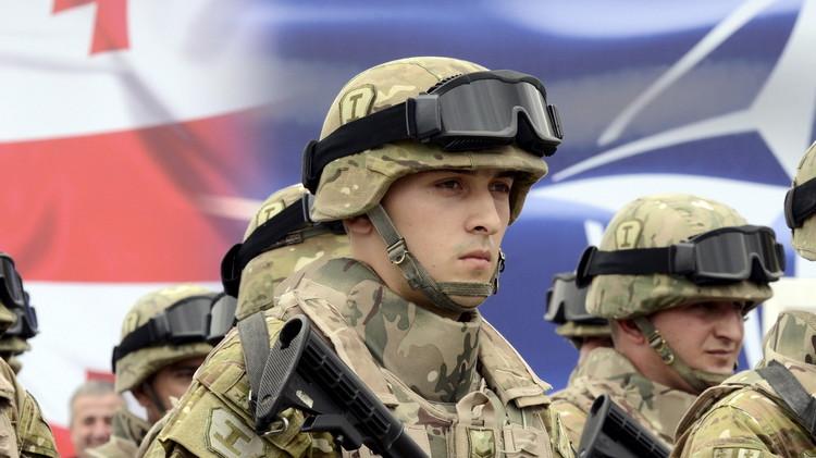 موسكو: افتتاح مركز التدريب للناتو في جورجيا يهدد بزعزعة استقرار المنطقة