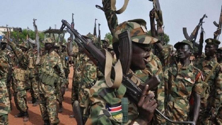 اتهامات متبادلة بين جيش جنوب السودان  والمتمردين بخرق اتفاق السلام