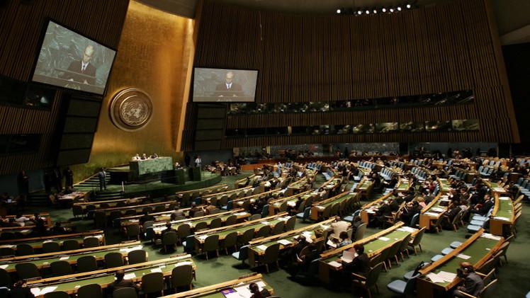 بوتين يترأس الوفد الروسي في دورة الجمعية العامة القادمة