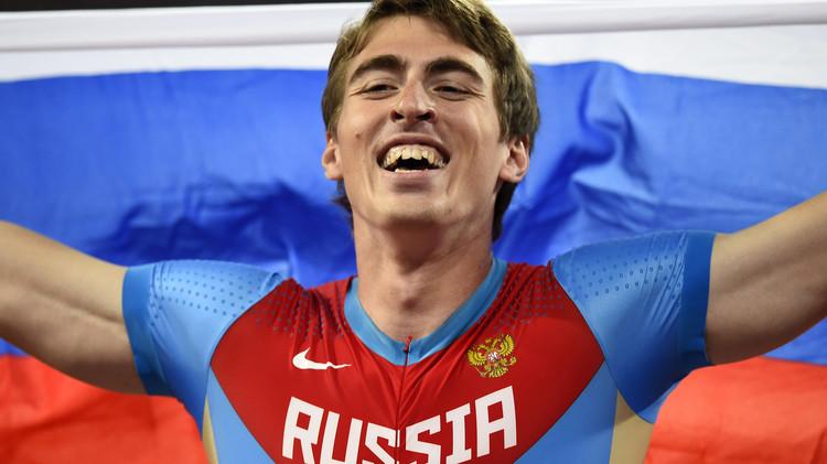 الروسي شوبينكوف يحرز ذهبية سباق 110 أمتار حواجز