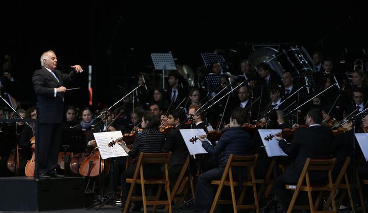 دعم ألمانيا لحفل الموسيقى الإسرائيلي الشهير