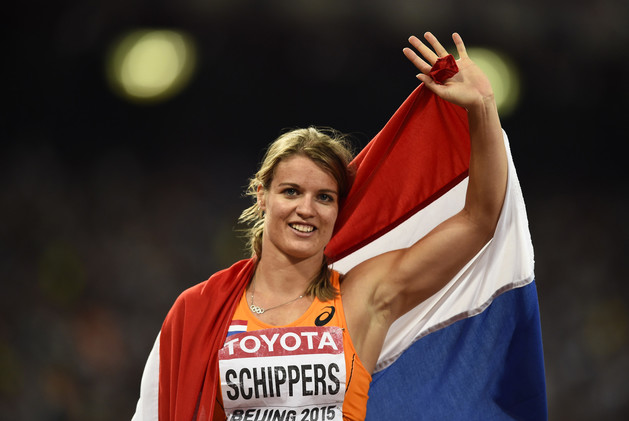 الهولندية شيبرز تحرز ذهبية سباق 200 متر في بطولة العالم