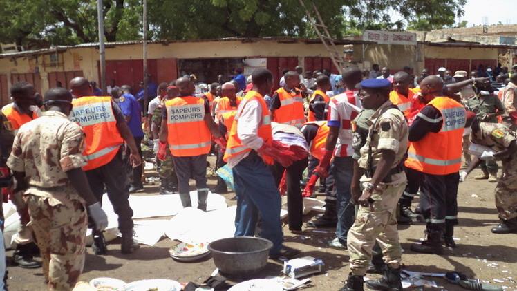 الحكم بالإعدام على 10 مسلحين من بوكو حرام في تشاد