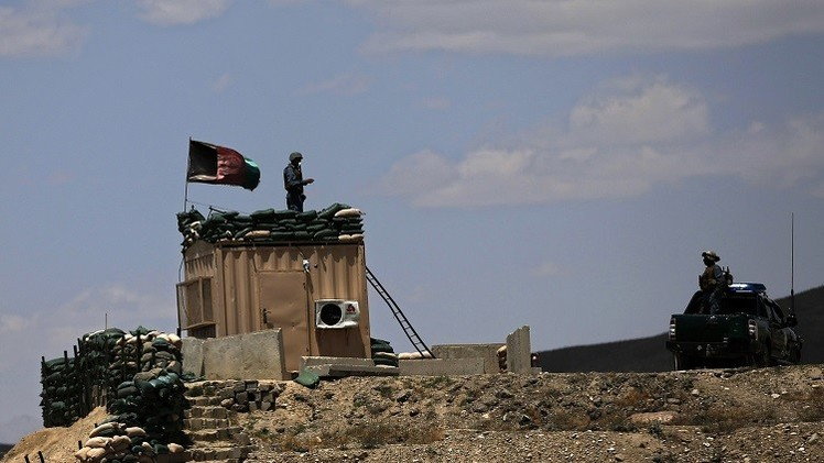مقتل 8 عناصر من الشرطة وإصابة 15 آخرين بهجمات طالبان شرقي أفغانستان