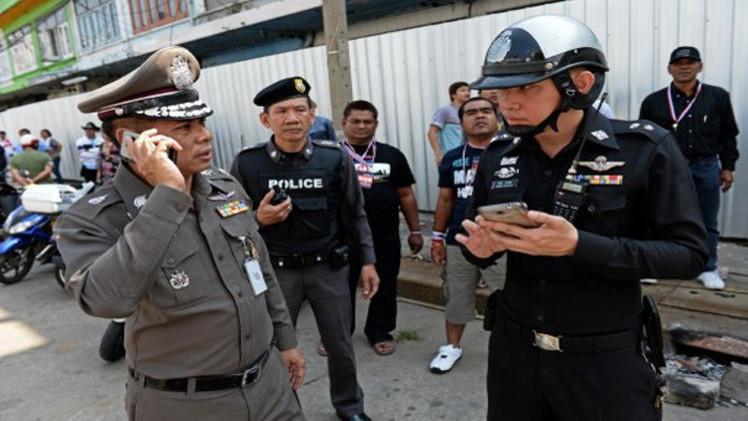 الشرطة التايلاندية: المعتقل في قضية تفجير بانكوك لا صلة له بالإرهاب