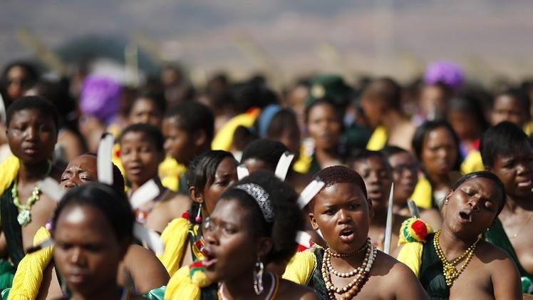 ارتفاع عدد الفتيات اللاتي لقين مصرعهن في طريقهن إلى ملك سوازيلاند