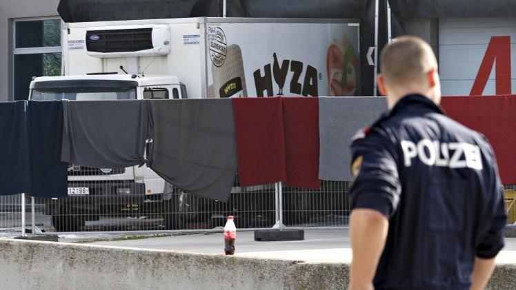 النمسا.. الشرطة تضبط شاحنة ثانية تقل مهاجرين غير شرعيين بينهم أطفال في حالة حرجة