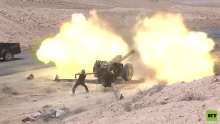 معارك عنيفة بعد انتهاء وقف إطلاق النار في الزبداني بسوريا