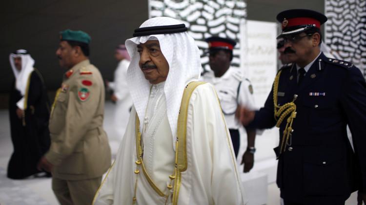رئيس وزراء البحرين: إننا في حرب مع الإرهاب والإرهابيين