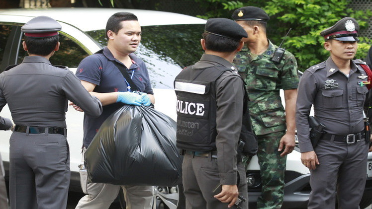 الجيش التايلاندي: المشتبه به في تفجير بانكوك غير متعاون