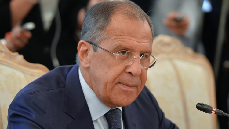 لافروف: توحيد المعارضة من أهم مقدمات حل الأزمة السورية