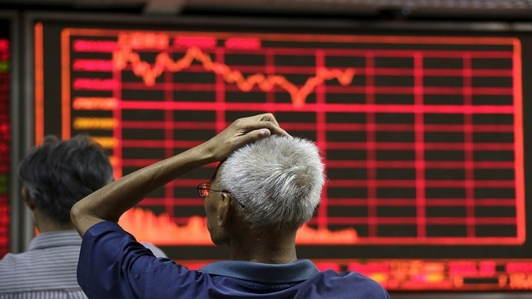 اعتقال 197 شخصا في الصين لنشر شائعات مرتبطة بسوق الأسهم