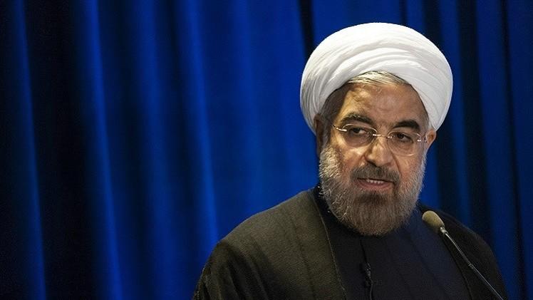 روحاني: واشنطن وبعض الدول الأوروبية والإسلامية يدعمون الإرهاب