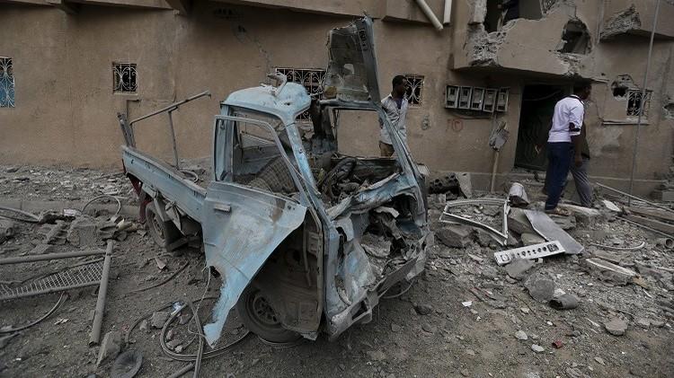 اليمن.. قتلى وجرحى باشتباكات جنوب ووسط .. والتحالف يواصل القصف