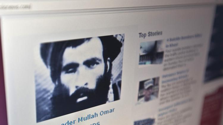 طالبان تقر بتكتمها على وفاة الملا عمر طيلة عامين