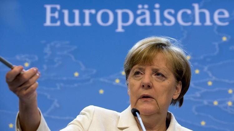 ألمانيا: نرحب بأي دور بناء لإيران ينهي الأزمة السورية