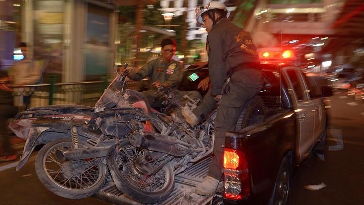 وقوع تفجير جديد في بانكوك.. والشرطة تنشر صورا لمشتبه به في هجوم قتل 22 شخصا (صور+فيديو)