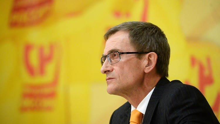 نائب رئيس مجلس الدوما نيكولاي ليفيتشوف