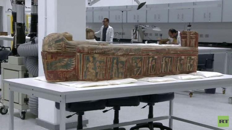 عمل متواصل لإنشاء المتحف الكبير في مصر