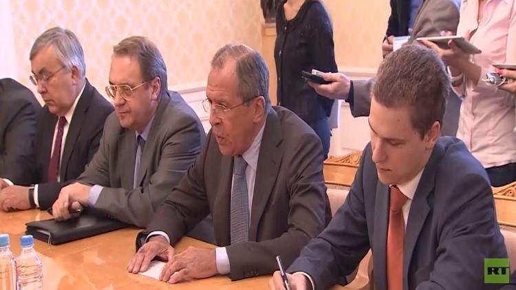 موسكو تدعو لتوحيد صفوف المعارضة السورية