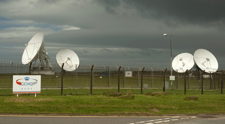 الإتصالات الحكومية البريطانية