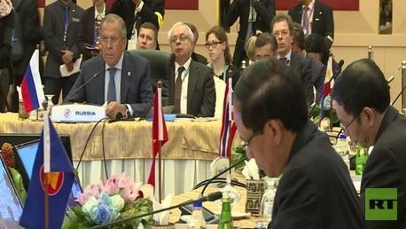 لافروف يتهم دولا بتسييس كارثة الماليزية