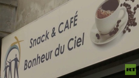 مطعم يقدم الوجبات بالمجان في لبنان