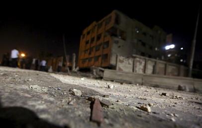 تفجير شبرا الخيمة في القاهرة
