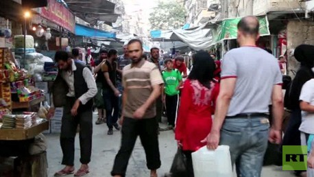 أسواق حلب... ونيران الأسعار المرتفعة