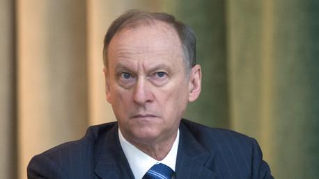 أمين مجلس الأمن الروسي نيكولاي باتروشيف