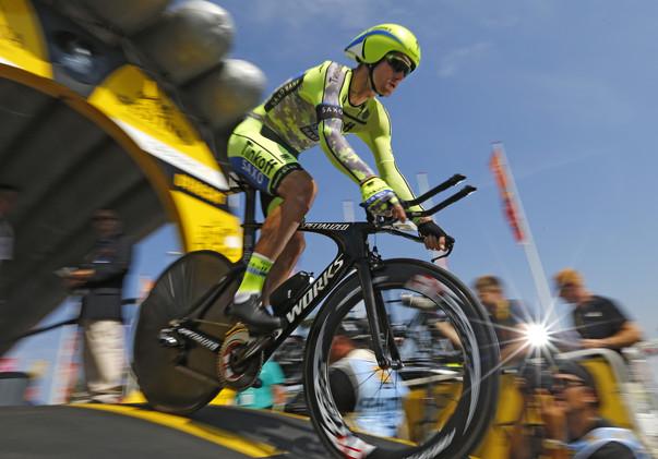 دراج أسترالي انتظر 11 عاما حتى يتوج بميدالية الأولمبية