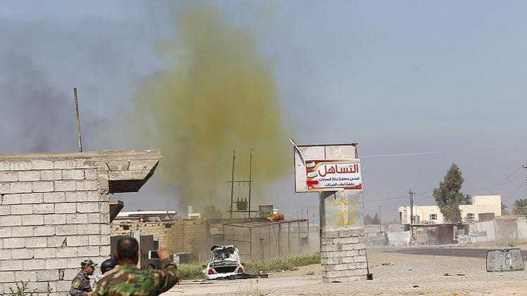 الأكراد يشتبهون بهجوم كيماوي جديد لـ