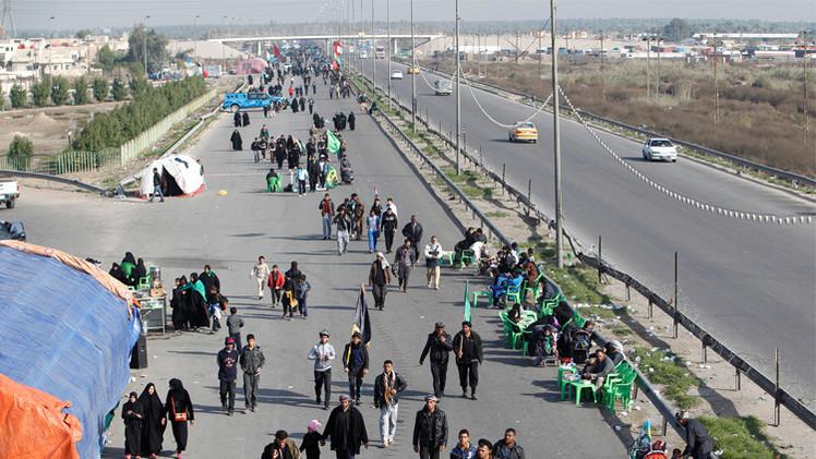 اختطاف 18 عاملا تركيا في بغداد.. والجيش يقتل عشرات الدواعش في الرمادي